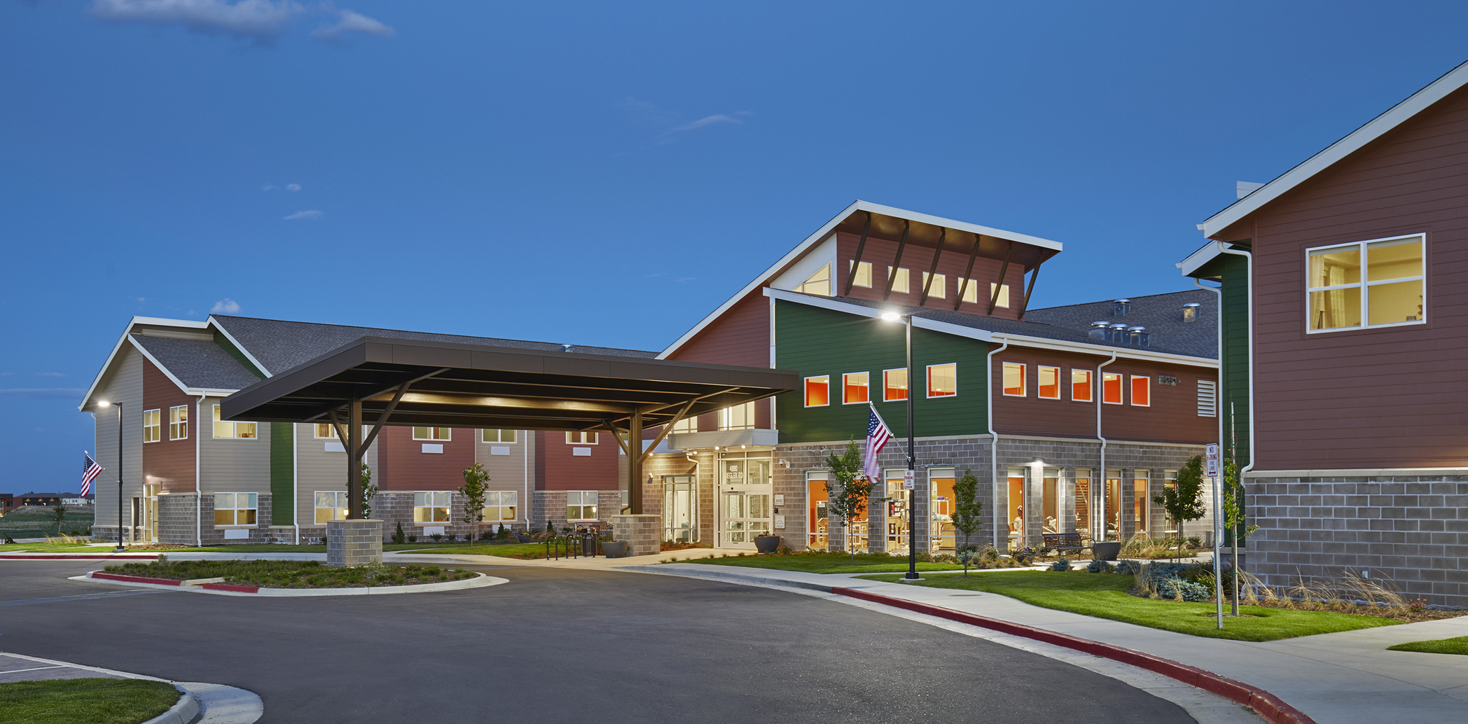 The Healthcare Resort of Fort Collins
