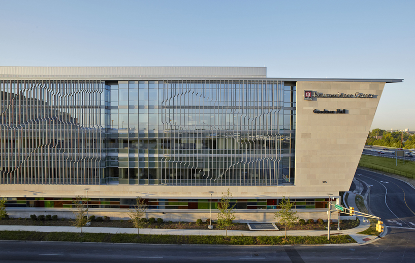Indiana University Health Neuroscience Center | American Structurepoint