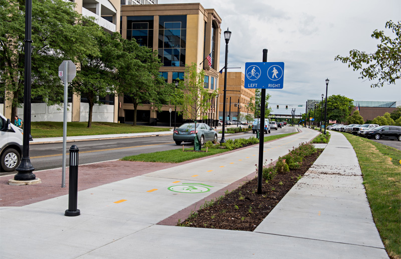 Downtown Smart Street Initiative