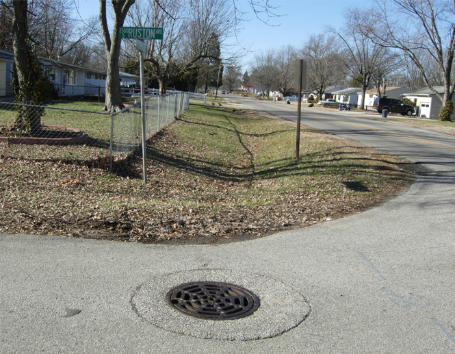 Cass Avenue Sanitary and Stormwater Improvements Phase I-V
