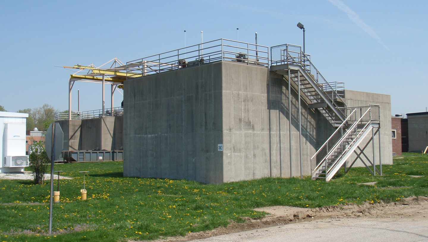 Southport Advanced Wastewater Treatment Plant