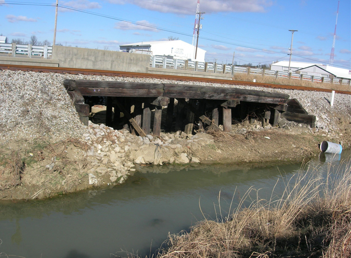 East Side Urban Ditch