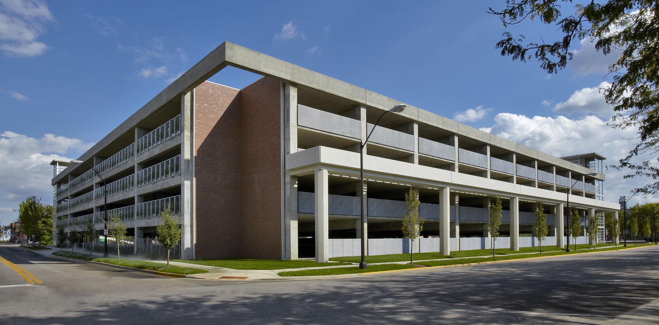 Cummins Corporate Parking Structure