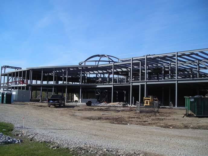 Ivy Tech Logansport Campus Building Project