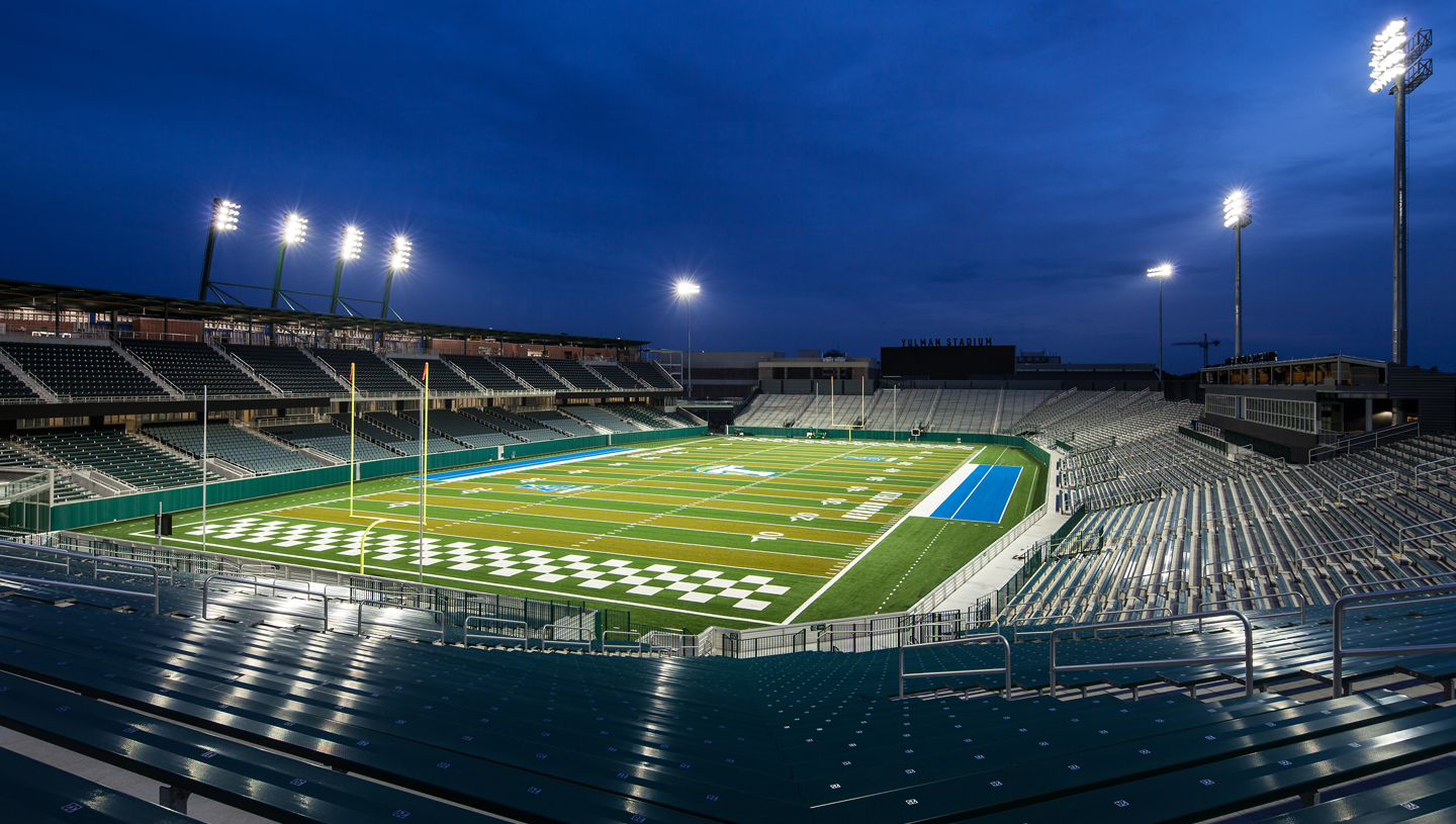Structural Engineering Firms Projects Yulman Stadium Design